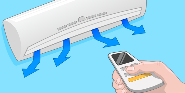 Ductless air conditioning San Diego