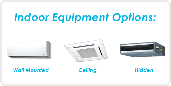 Ductless Air Conditioning Ductless Air Conditioners