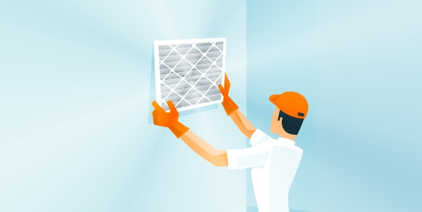 indoor air quality filtration