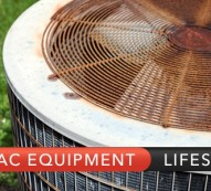 Expected lifespan of hvac equipment