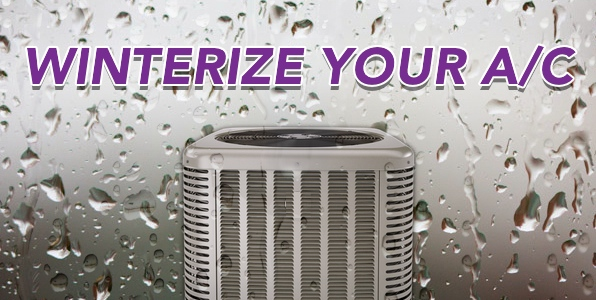 Winterize Your AC