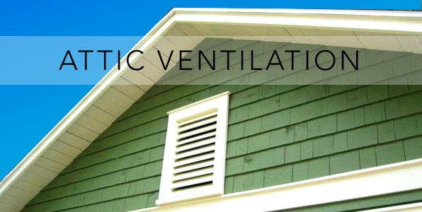 Importance Of Proper Attic Ventilation